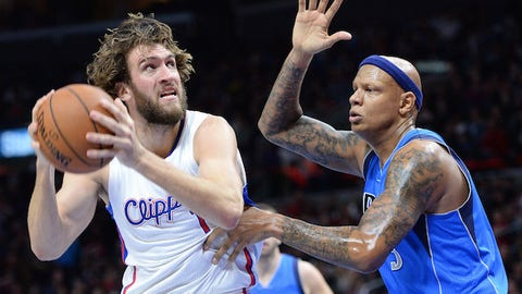 Help Spencer Hawes regain his confidence