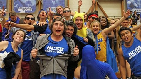 UC Santa Barbara defeats LBSU