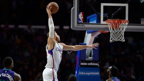 Blake Griffin, PF, Los Angeles Clippers