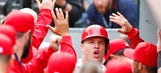 Gallery: How has Mike Trout followed his MVP campaign? Let us count the ways