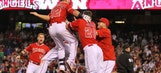 Gallery: Walk-off victory for Angels