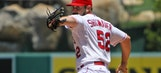 Gallery: Angels fall to A's