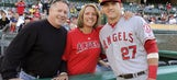 Father's Day gallery: Angels share dad's best advice