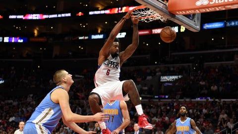 DeAndre Jordan, C, Los Angeles Clippers