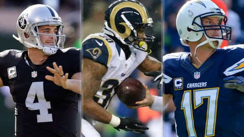 NFL coming to LA: A case for each team