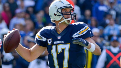 Chargers - Philip Rivers