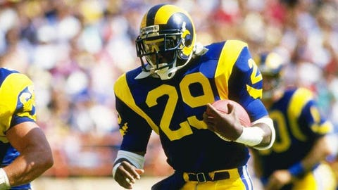 Eric Dickerson, RB, 1983-87