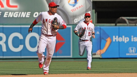 Gallery: Angels drop home finale