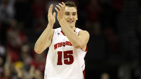 Sam Dekker, Badgers forward