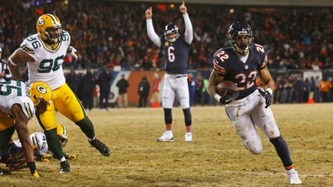 Packers at Bears: 12/29/13