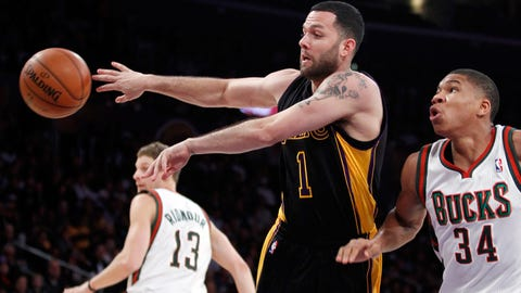 Bucks at Lakers: 12/31/13