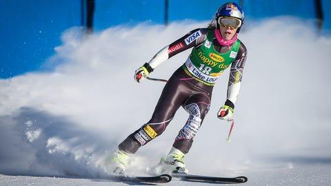 Stuhec leads combined World Cup race after super-G