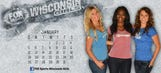 FOX Sports Wisconsin Girls: January Wallpaper