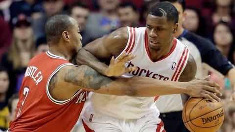 Bucks at Rockets: 1/18/14