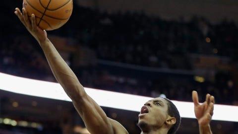 Bucks at Cavaliers: 1/24/14