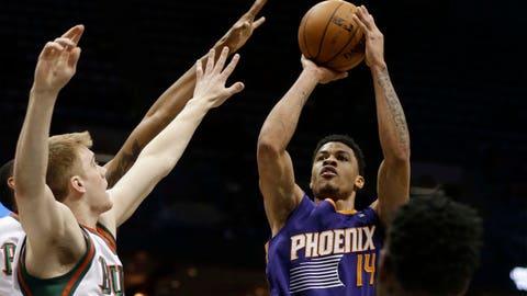 Suns at Bucks: 1/29/14