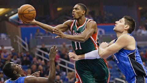 Bucks at Magic: 1/31/14