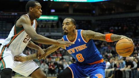 Knicks at Bucks: 2/3/14