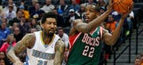 Bucks show growth despite setback in Denver