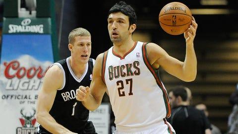 Nets at Bucks: 3/1/14
