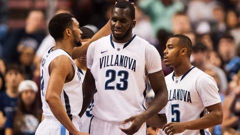 Villanova Wildcats (28-4, 16-2 Big East, AP rank No. 3, RPI 4, SOS 44)