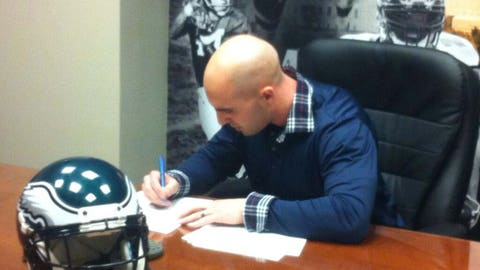 Chris Maragos, S, former Wisconsin Badger