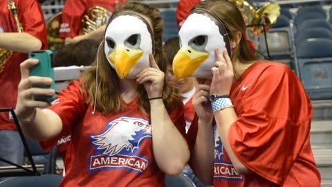 Badgers vs. Eagles: 3/20/14
