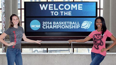 Sage & Bishara can't wait to welcome the basketball fans to Milwaukee & show them how Wisconsin does basketball.