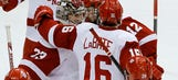 Mersch's well-timed goals lead Badgers over Penn State