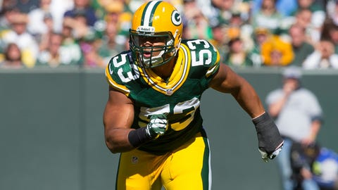LB Nick Perry, Packers