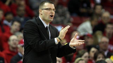 Brian Wardle, UW-Green Bay coach