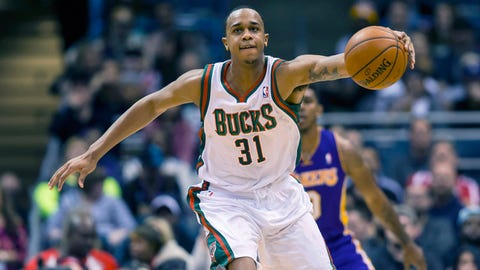 John Henson, PF, Milwaukee Bucks