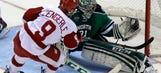 Badgers hockey gets few breaks in NCAA tournament loss to North Dakota