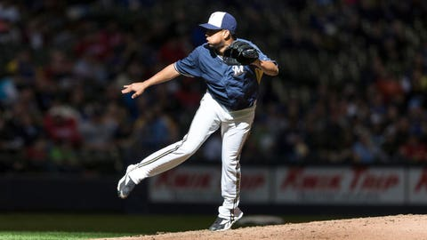 RHP Francisco Rodriguez