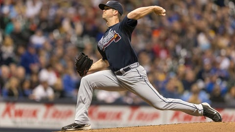 Braves at Brewers: 3/31/14-4/2/14