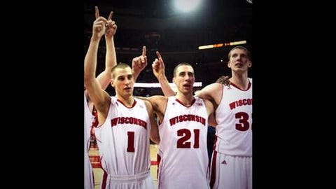 Josh Gasser, G, Wisconsin Badgers
