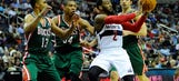 Bucks can't catch Wizards in 104-91 setback