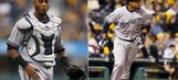 Brawl results in suspensions for Brewers' Maldonado, Gomez