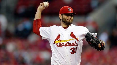 Brewers at Cardinals: 4/28/14-4/30/14