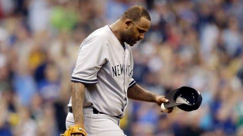8. New York Yankees