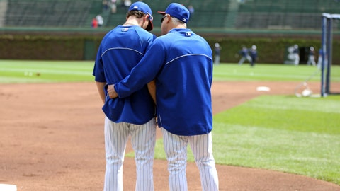Brewers at Cubs: 5/16/14-5/18/14