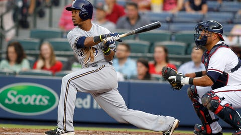 What can the Brewers expect from Jean Segura?