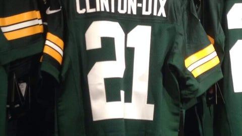 Ha Ha Clinton-Dix, S, Green Bay Packers