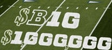 B1G bucks: Beefing up for playoff has become seven-figure race