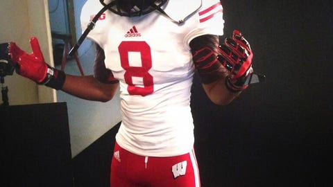 Sojourn Shelton, CB, Wisconsin Badgers