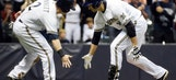 Braun's homer boosts Brewers' spirits