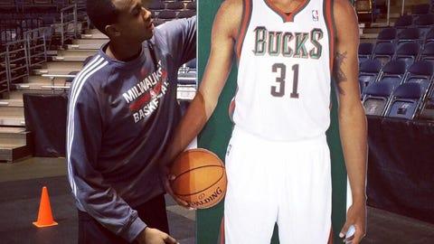 John Henson, PF, Milwaukee Bucks