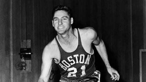 Bill Sharman, 17th overall, Washington Capitols, 1950