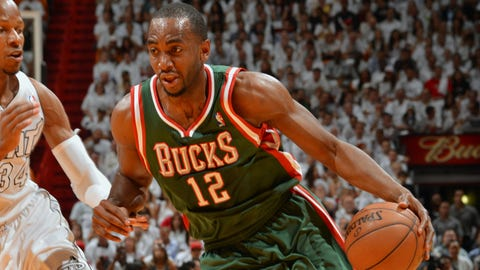 Luc Mbah a Moute, 2008, 37th overall pick, UCLA