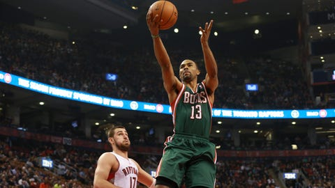 Ramon Sessions, PG, Milwaukee Bucks